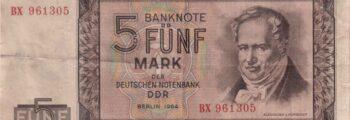 Mark der Deutschen Notenbank