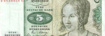 Deutsche Mark der Deutschen Bundesbank, Serie I