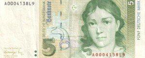 Deutsche Mark der Deutschen Bundesbank, Serie III